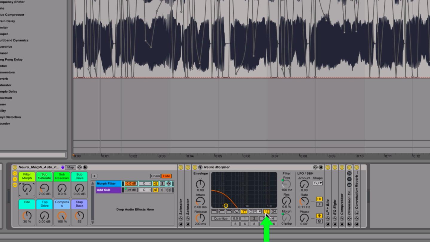 neuro bass tutorial