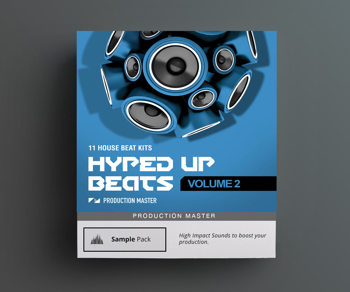 hyped up beats