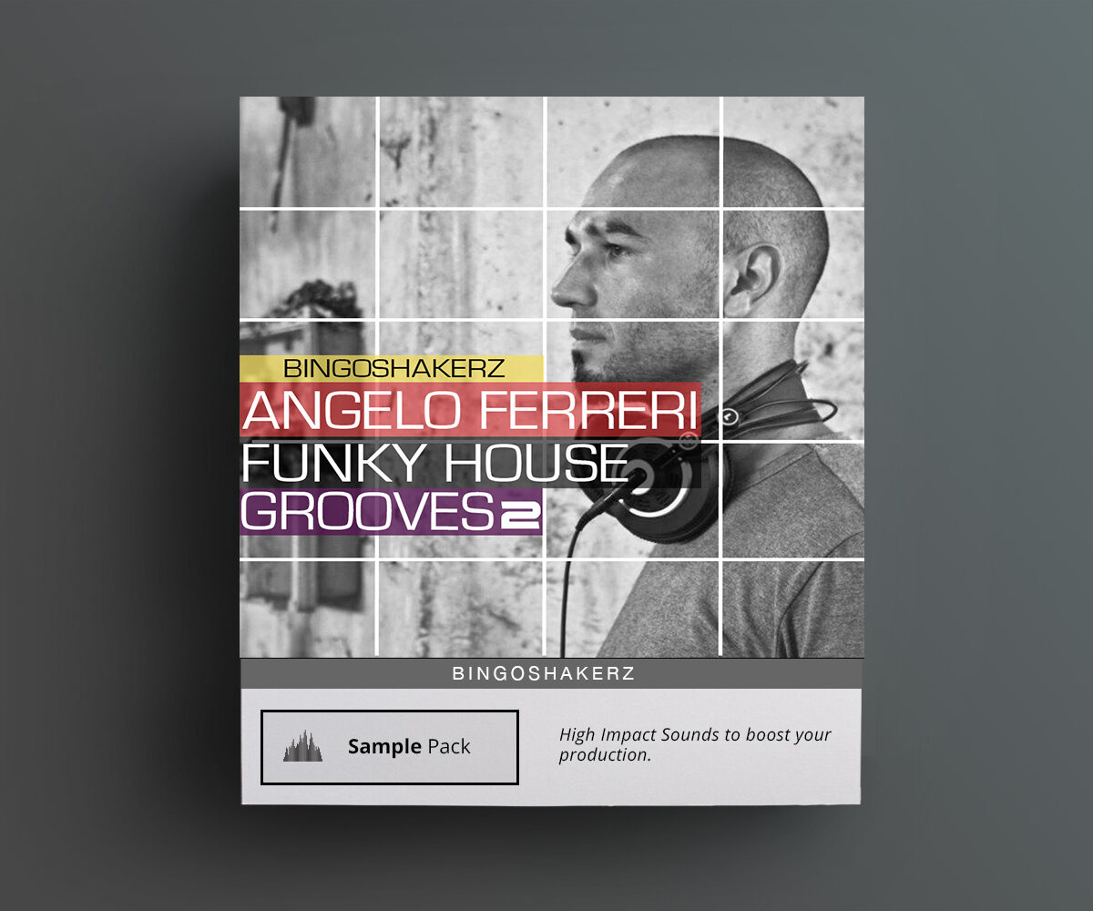 funky house grooves 2