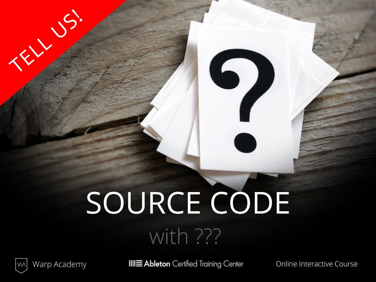 next source code producer