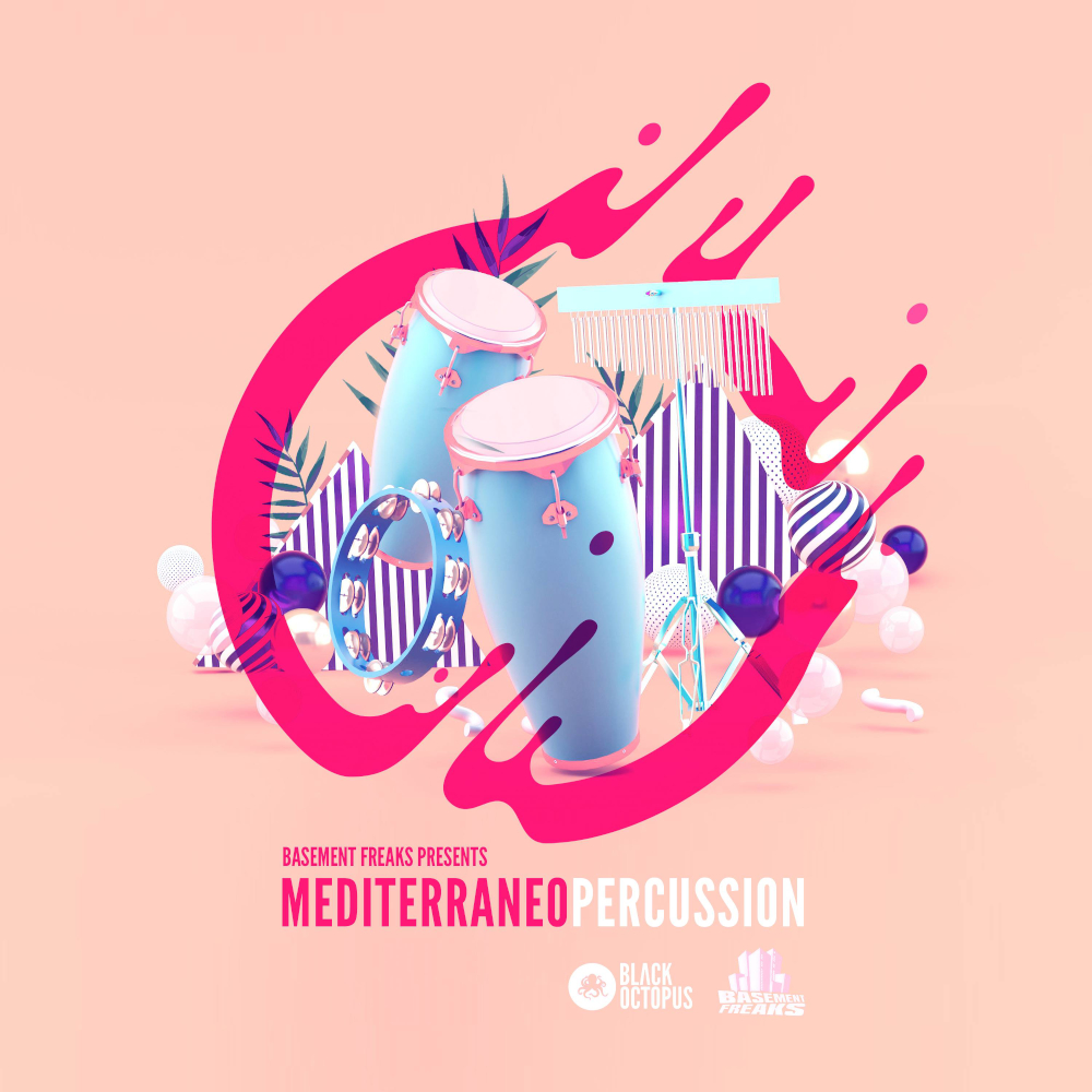 Black Octopus Sound | Mediterraneo Percussion by Basement Freaks
