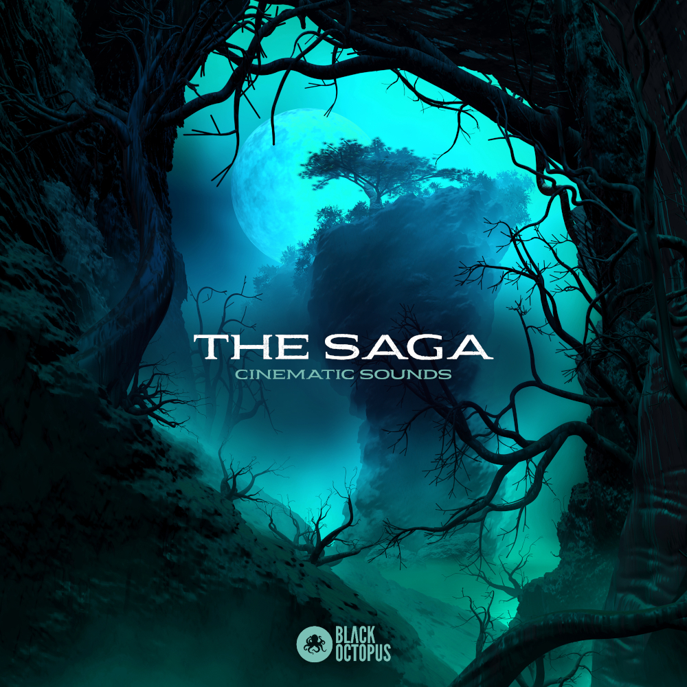 Black Octopus Sound | The Saga - Cinematic Sounds