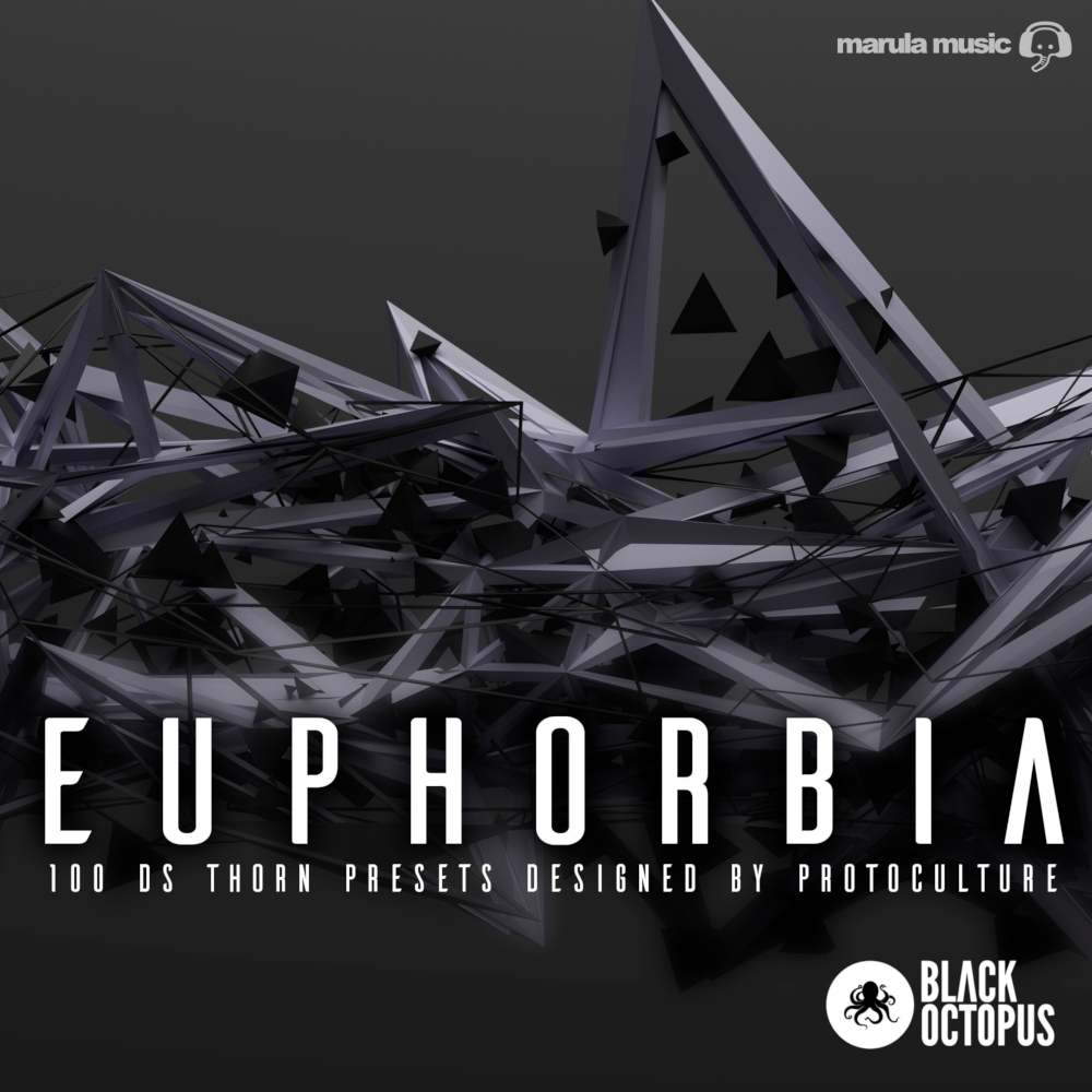 Black Octopus Sound | Euphorbia for Thorn by Protoculture