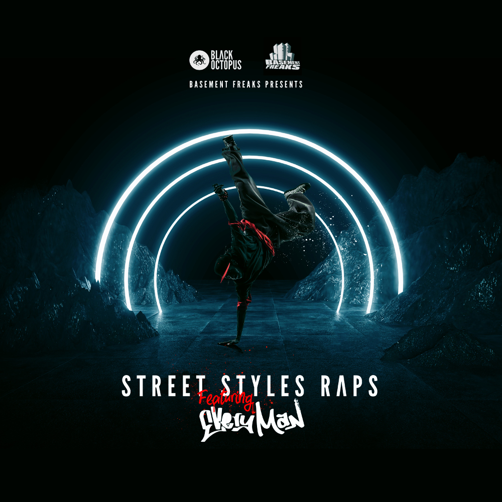 Black Octopus Sound | Street Styles Raps feat Everyman