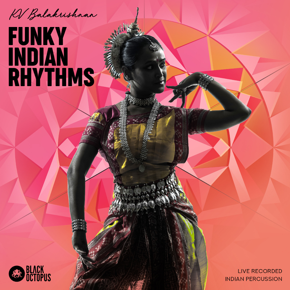 Black Octopus Sound | Funky Indian Rhythms by KV Balakrishnan
