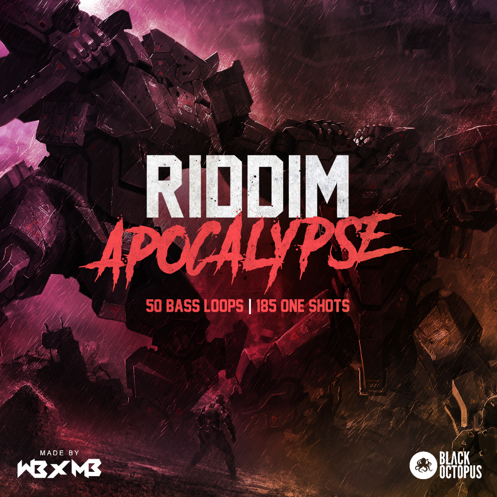 Black Octopus Sound | WB x MB - Riddim Apocalypse