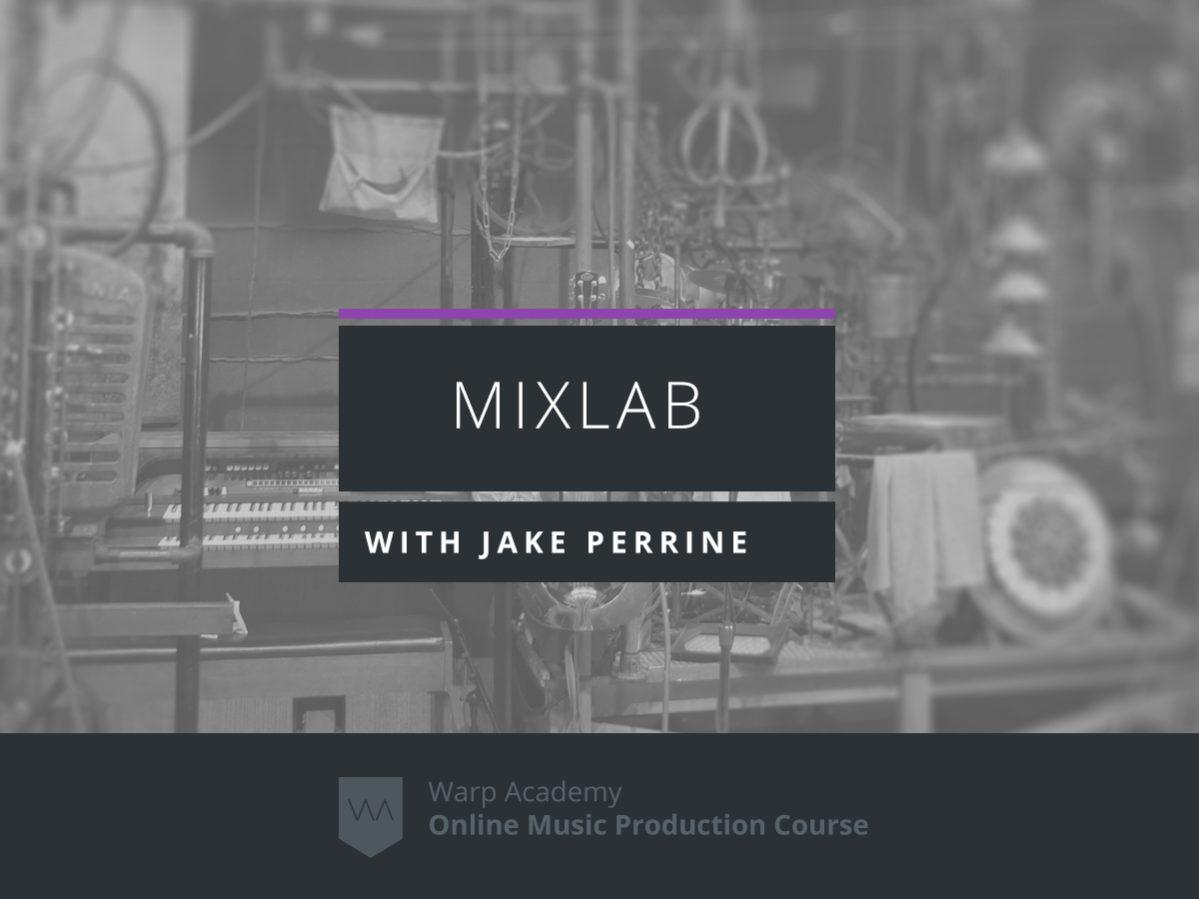 MixLab | Mixing Course