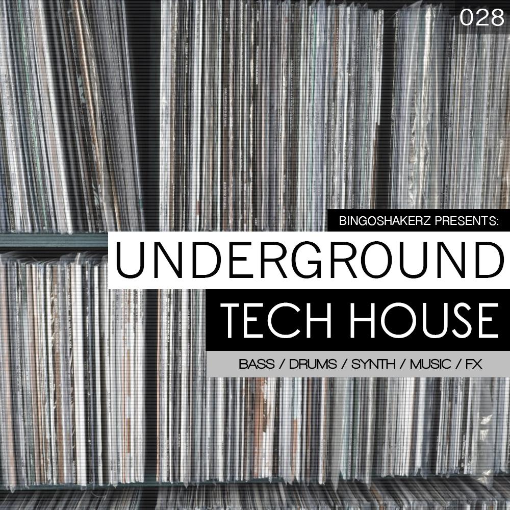 Bingoshakerz | Underground Tech House