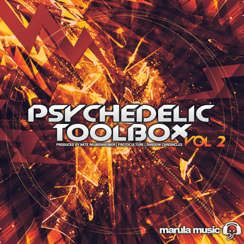 Black Octopus Sound | Psychedelic Toolbox Vol 2 By Marula Music