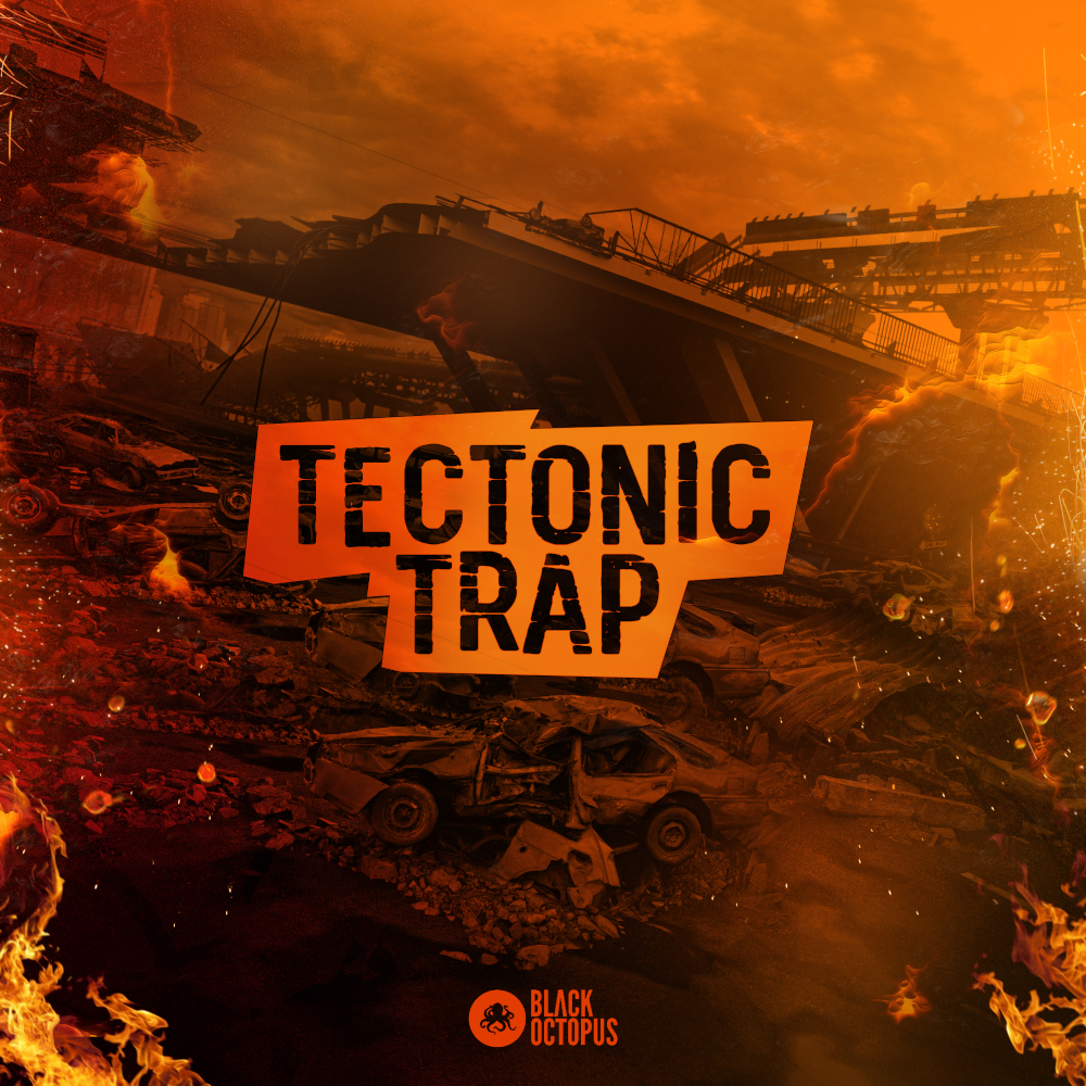 Black Octopus Sound | Tectonic Trap