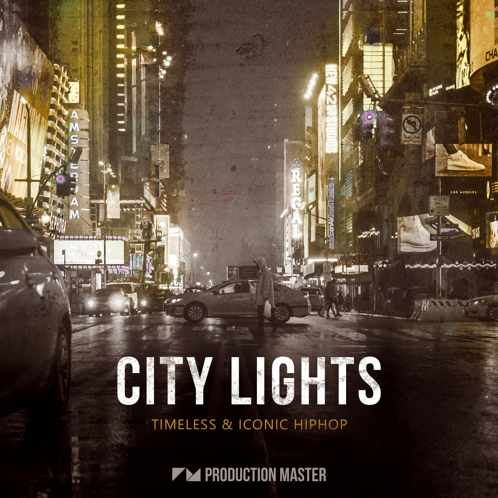 Production Master | City Lights – Timeless and Iconic Hip-Hop
