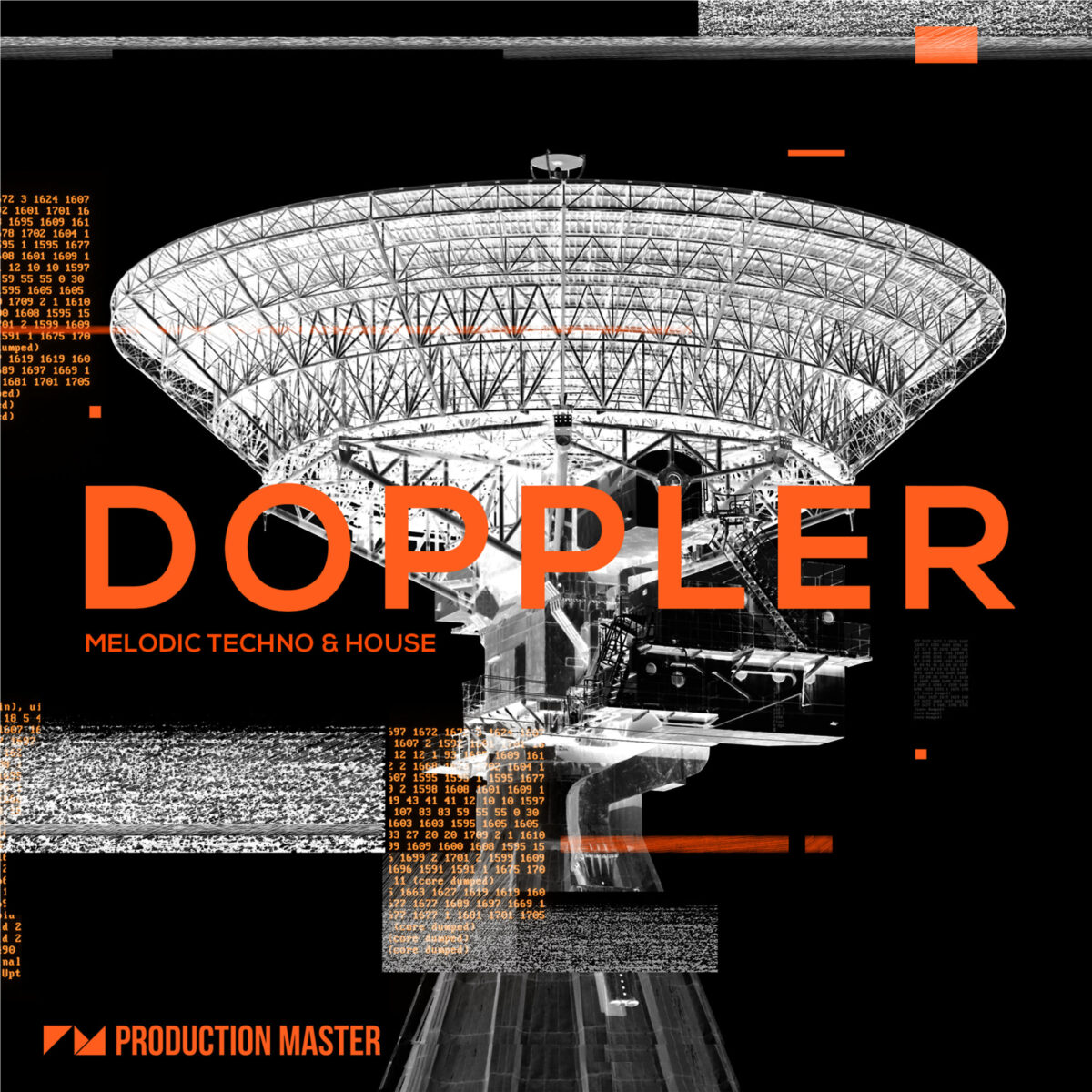 Production Master | Doppler - Melodic Techno & House