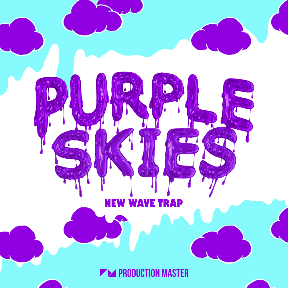 Production Master | Purple Skies - New Wave Trap