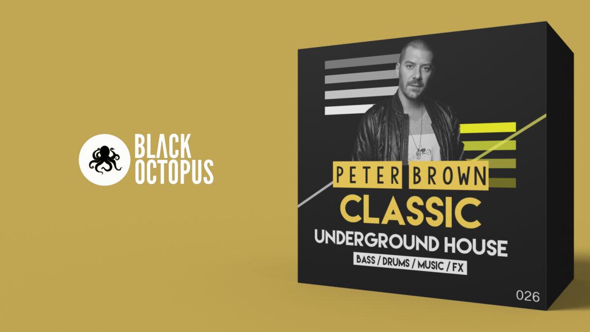 Bingoshakerz | PETER BROWN CLASSIC UNDERGROUND HOUSE
