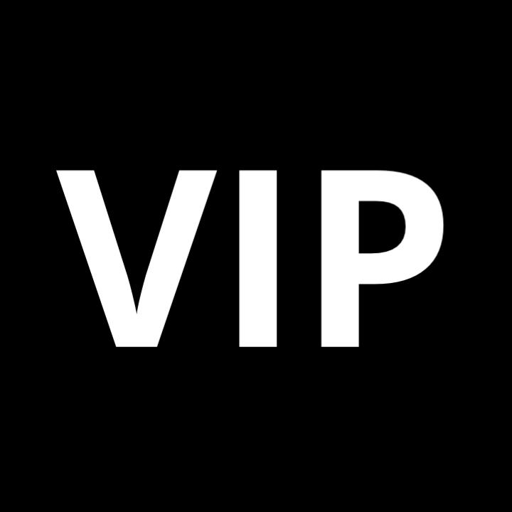 VIP Black Feature Graphic