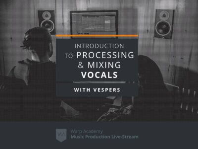 Introduction to Vocal Mixing Image