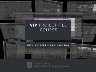 VIP Project File Course Feature Graphic
