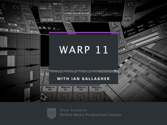 Warp 11 Course Graphic