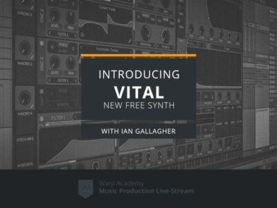 Introducing VITAL the Free Synth Feature Graphic